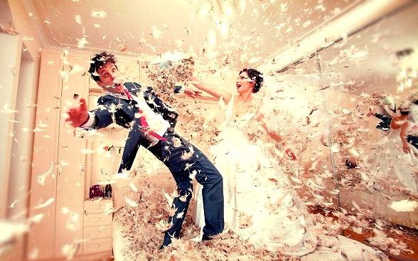 Как организовать свадьбу самостоятельно.