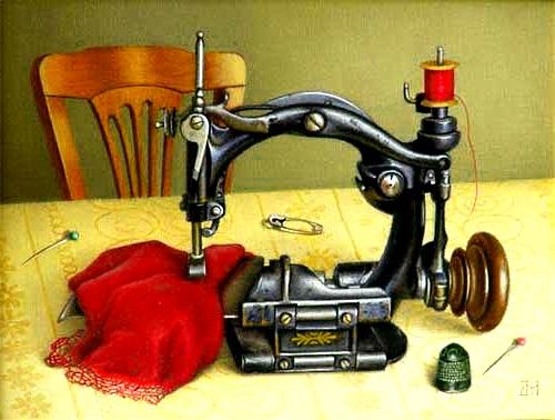 Выбор швейной машинки.