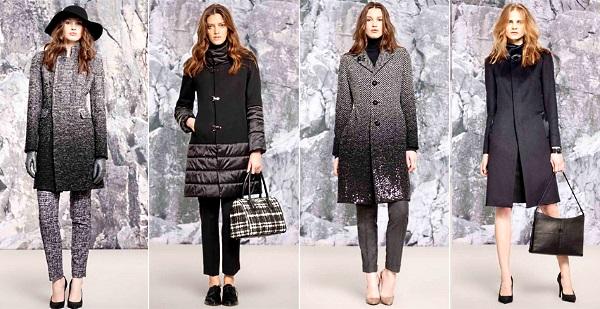 Модная верхняя одежда осенью