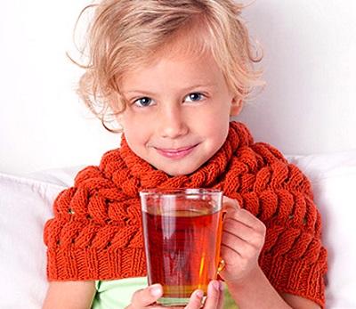 Как сбить температуру без лекарств у ребенка