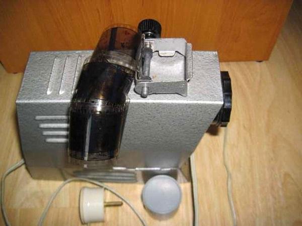 Проектор для диафильмов фильмоскоп как им пользоваться