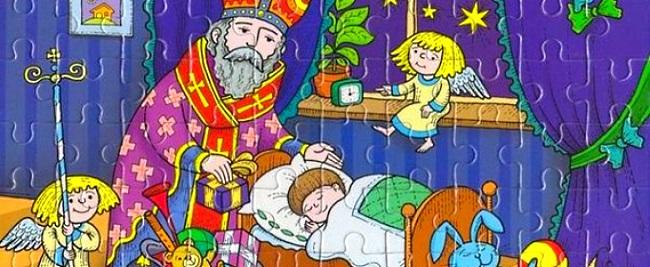 Что подарить ребенку на День Святого Николая