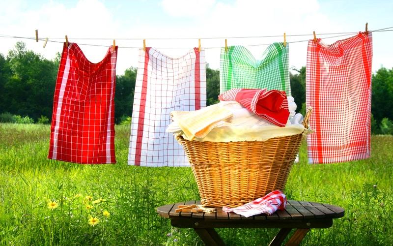 стирка полотенца без кипячения