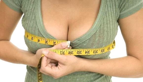 Как увеличить грудь девушке учебное видео в домашних условиях