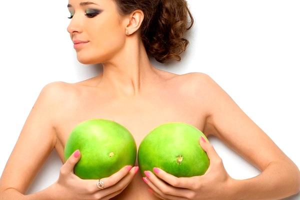 Как увеличить грудь девушке 18 лет