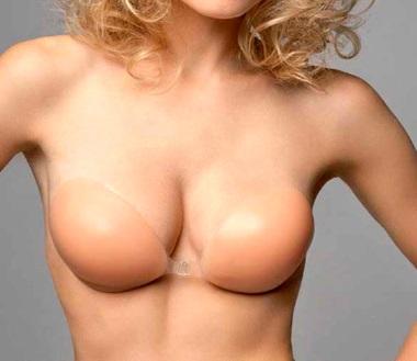 Как увеличить грудь зрительно