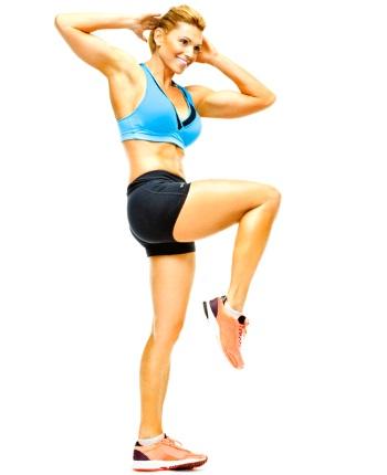 Упражнения для подтяжки ягодиц и бедер в домашних условиях