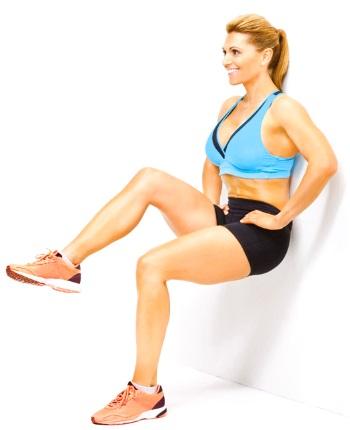 Упражнения для упругости ягодиц и бедер в домашних условиях