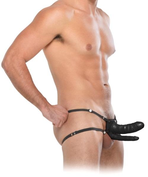 анально вагинальный страпон