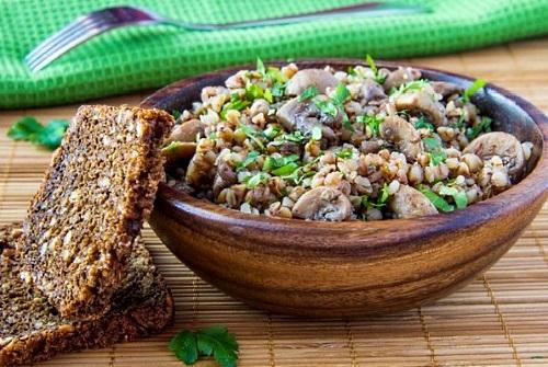рецепт приготовления гречки