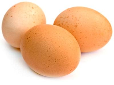 Три яичка куриных