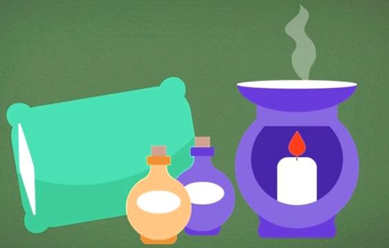 арома терапия для сна