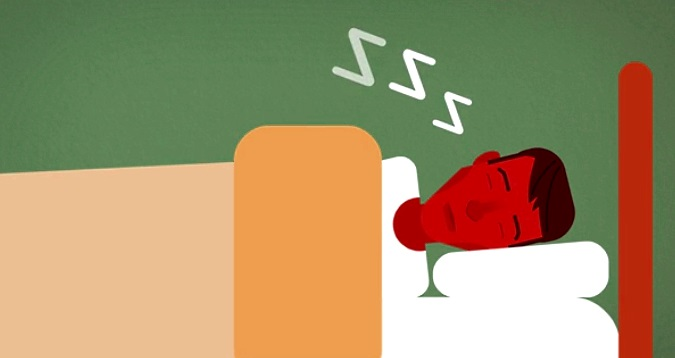 как очень быстро уснуть если не хочешь спать