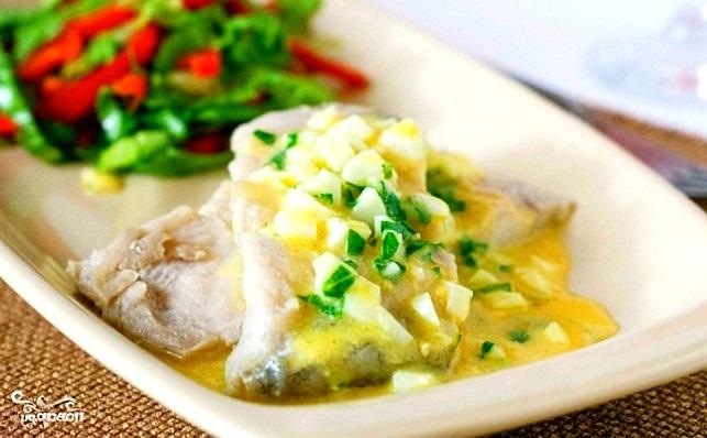 польский соус к рыбе рецепт