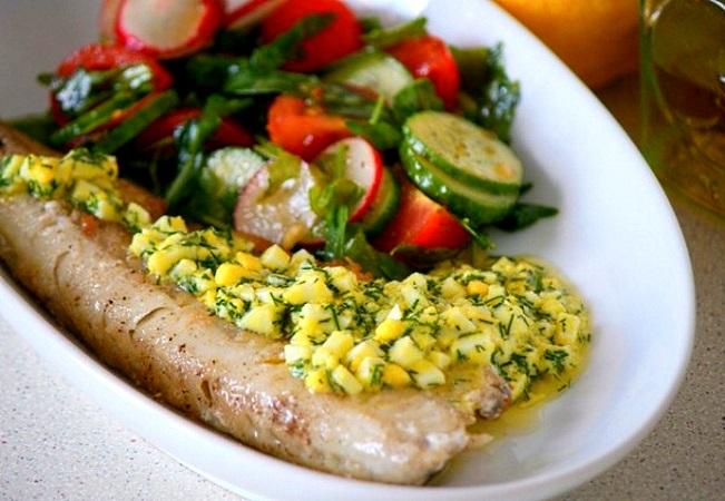 рыба по польски рецепт с фото