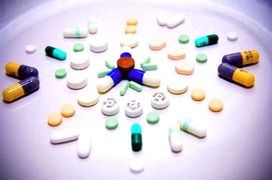 контрацептивные средства и таблетки