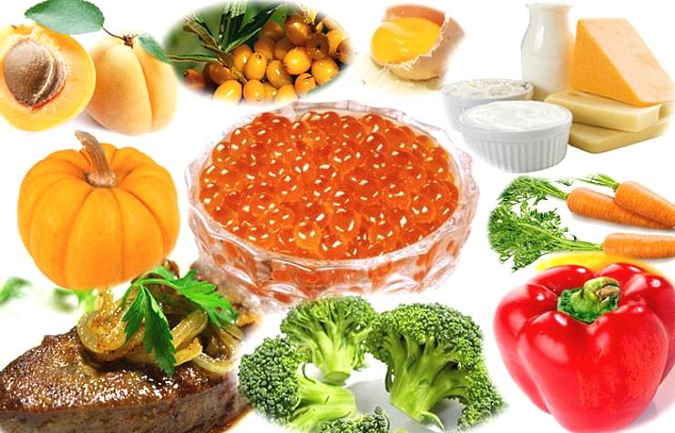 полезные витамины для кожи человека